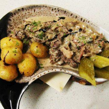 Stewed Beef Fillet